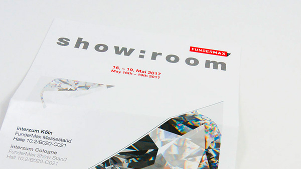 Fundermax - Welcome at interzum!