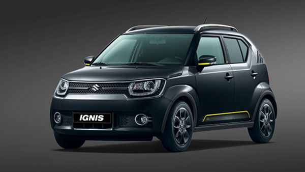 Suzuki - Die IGNIS Jacques Lemans Edition