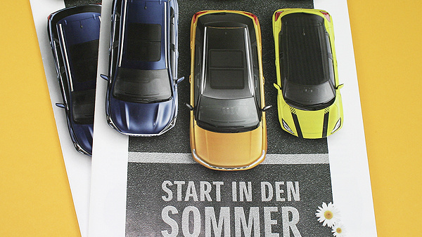 Suzuki - START IN DEN SOMMER